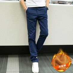 Alvicio - Straight-Cut Pants