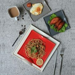 Kawa Simaya - Plate