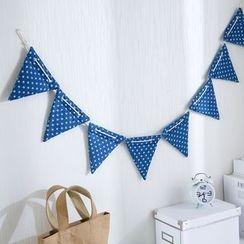 Home Simply - 星星图案装饰帘
