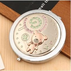MILESI - Animal Double-sided Pocket Mirror