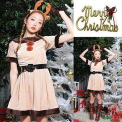 Gembeads - Reindeer Party Costume