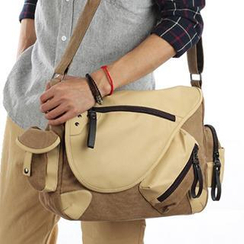 Moyyi - Canvas Cross Bag