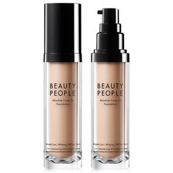 BEAUTY PEOPLE - Absolute Cover Fit Foundation SPF50+ PA+++