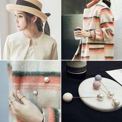 Taimi - 珍珠胸針