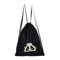 Morn Creations - Panda Eco Gym Sack (L)