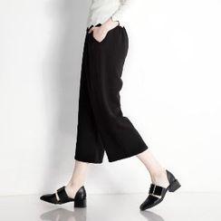 Halona - Cropped Pants