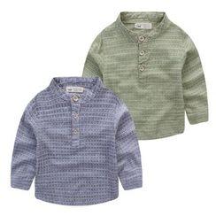 JAKids - 小童格子襯衣