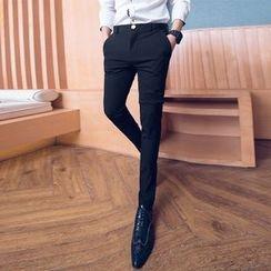 Masowild - Elastic Skinny Pants