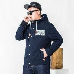 Wayne - Hooded Jacket
