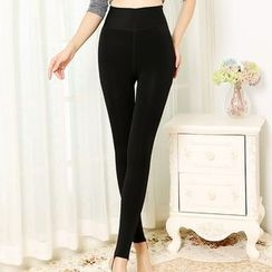 Crytelle - Fleece Lined Leggings