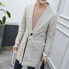Zeesebon - Plain Long Coat