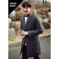 JOGUNSHOP - Single-Breasted Padded Coat