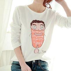 Lina - Print Pullover