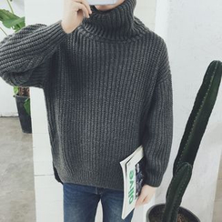 Arthur Look - Turtleneck Thick Sweater