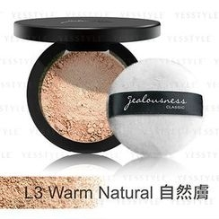 Jealousness - Whitening Loose Powder SPF 20 PA+++ (#L3 Warm Natural)