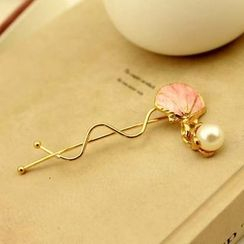 Suu - Floral Hair Pin