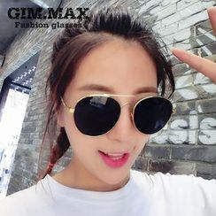 GIMMAX Glasses - 鏡面飛行員太陽眼鏡