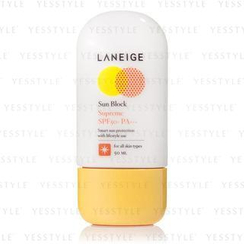 Laneige - Sun Block Supreme SPF 50+ PA+++