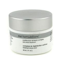 MD Formulation - Continuous Renewal Complex