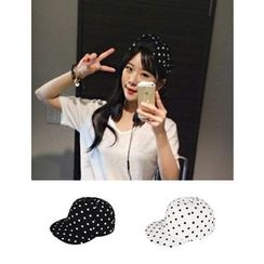 URBAN LADY - Polka-Dot Cap