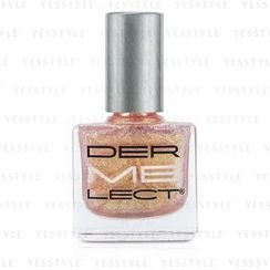 DERMELECT - ME Nail Lacquers - Spotlight (Warm Golden Peach Hologram)
