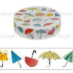 Aimez le style - Aimez le style Masking Tape Primaute Regular Umbrella