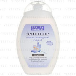 Beauty Formulas - Feminine Intimate Cleansing Wash Original pH5.5