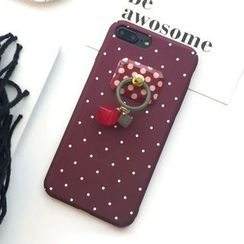 Homap - Dotted Mobile Case - iPhone 7 / 7 Plus / 6s / 6s Plus