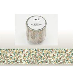 mt - mt Masking Tape : mt×artist series William Morris Fruits