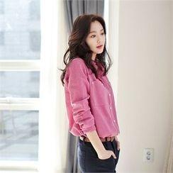 Styleberry - Dual Pocket Shirt