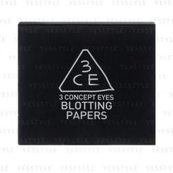 3 CONCEPT EYES - Blotting Papers