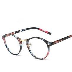 AORON - Metal Nose Bridge Glasses