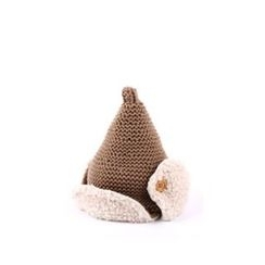 Ohkkage - Kids Knit Cone Trapper Hat