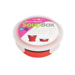 Lexington - 矽胶可摺叠汤盒