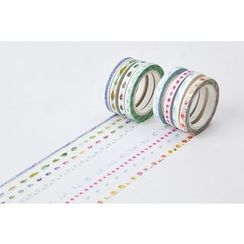 Homey House - Print Masking Tape