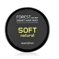 Innisfree - Forest For Men Smart Hair Wax (Soft Natural) 60g