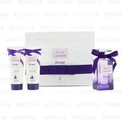 Lanvin - Jeanne Lanvin Couture Coffret: Eau De Parfum Spray 100ml/3.4oz + Body Lotion 100ml/3.3oz + Shower Gel 100ml/3.3oz