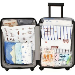 OH.LEELY - Set of 12: Travel Storage Bag