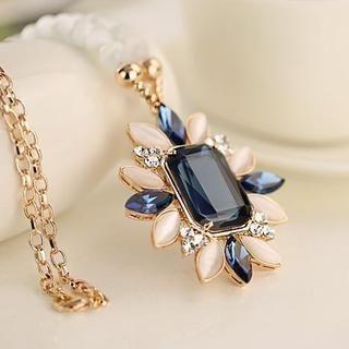 Love Generation - Vintage Gemstone Necklace