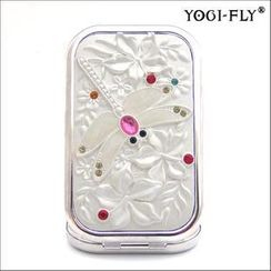 Yogi-Fly - Beauty Compact Mirror (XK109P)