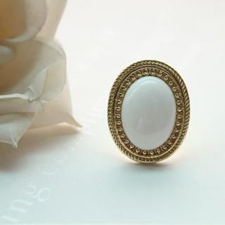 Fit-to-Kill - Vintage Oval Ring