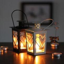 Retro Times - Desk Candle Ornament