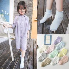 Cloud Femme - 童装荷叶袜