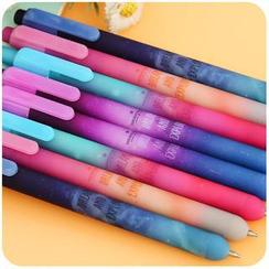 Cutie Bazaar - Galaxy Print Pen