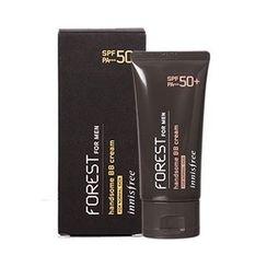 Innisfree - Forest For Men Handsome BB Cream SPF50+ PA+++ (#02 Normal Skin)