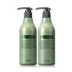 NATURANCE fromn - Repairing Set: Hair Shampoo 300ml + Hair Conditioner 300ml