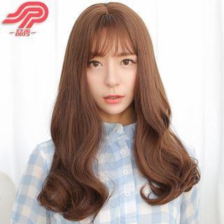 Pin Show - Long Full Wig - Curly