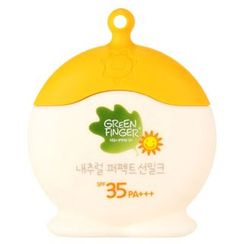 Green Finger - Natural Perfect Sun Milk SPF 35 PA+++ 60ml