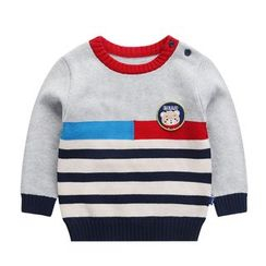 Ansel's - Kids Striped Sweater