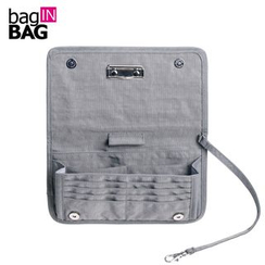 Bag In Bag - Nylon Travel Wallet